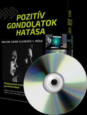 Pozitív gondolatok ereje és Online Game elemzés 1. rész