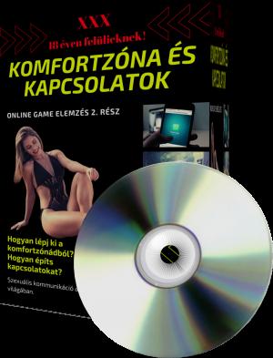 Komfortzóna és Kapcsolatok – Online Game Elemzés 2. rész