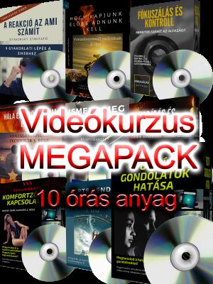 10 órás Videókurzus Megapack